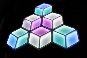 pureLED Cubes
