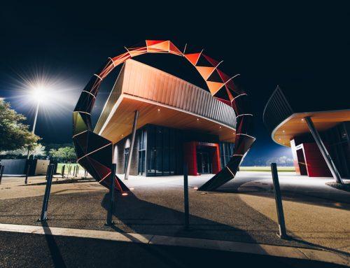 Ernest Johnson Reserve Artwork