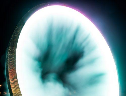 Portal Artwork by Stephen Pennock and Shavaurn Hanson